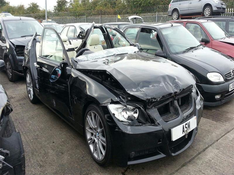 BMW 3 series 325d 2005 photo - 6