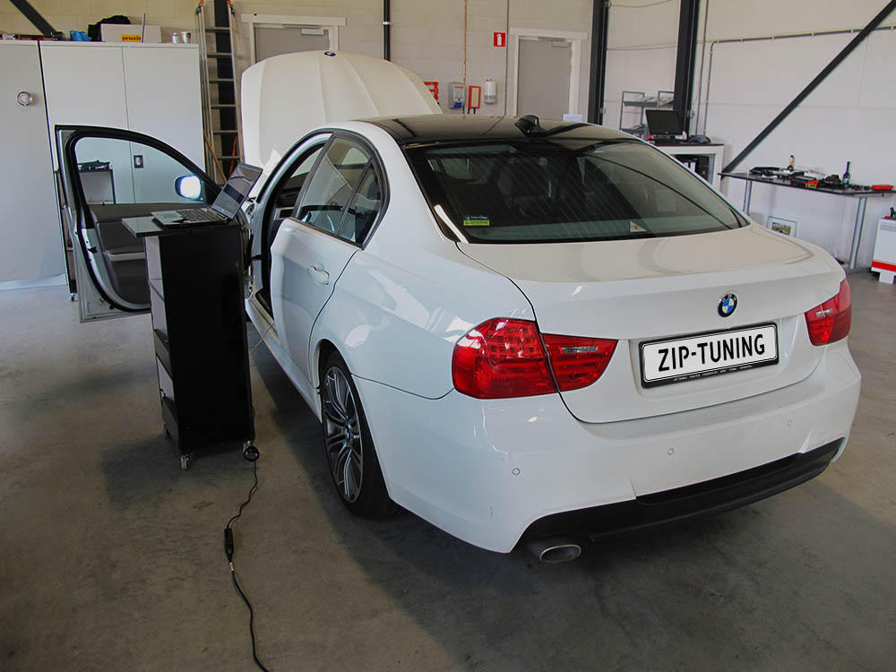 BMW 3 series 325d 2005 photo - 8