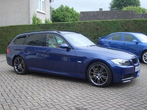 BMW 3 series 325d 2006 photo - 1