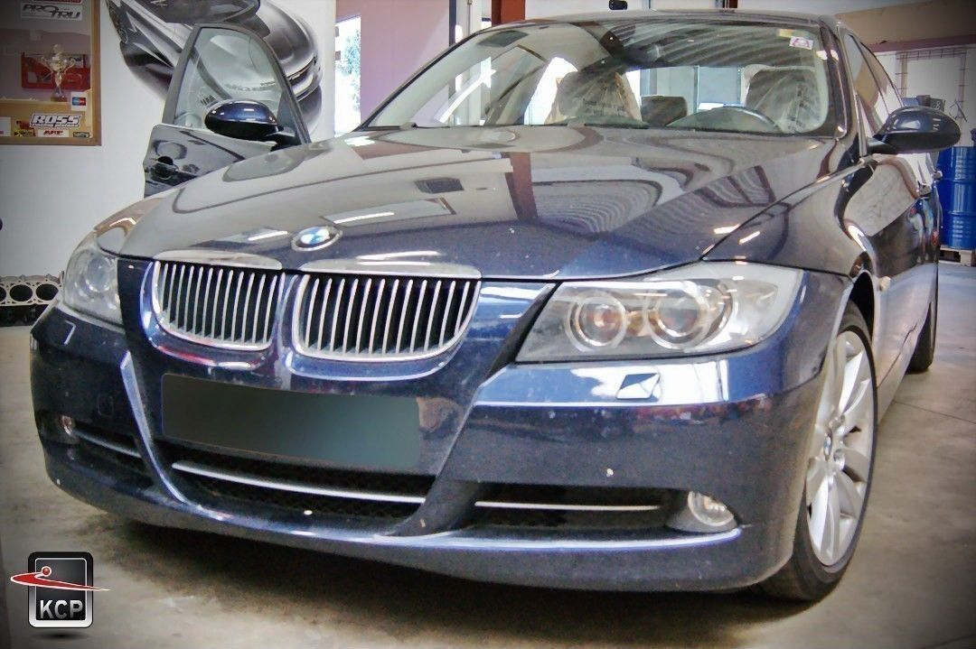 BMW 3 series 325d 2006 photo - 7