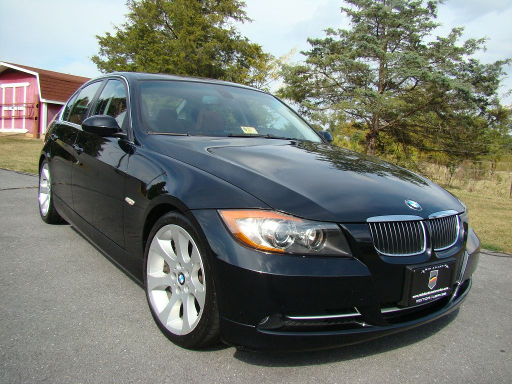 BMW 3 series 325d 2007 photo - 10