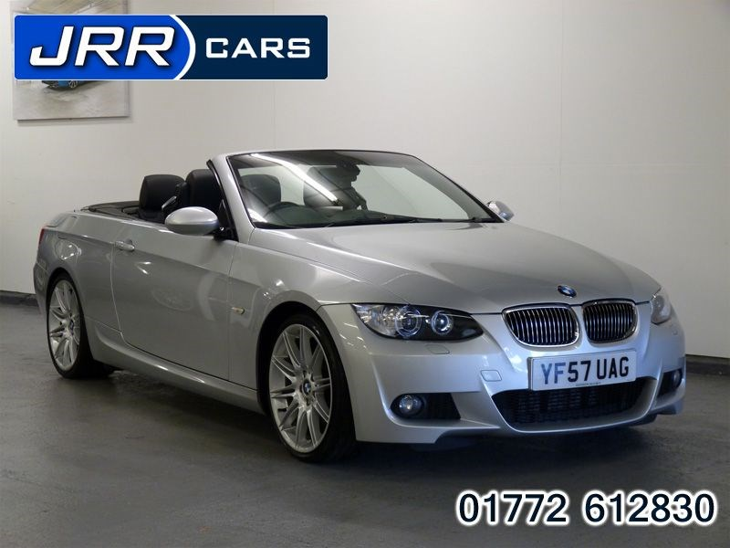 BMW 3 series 325d 2007 photo - 11
