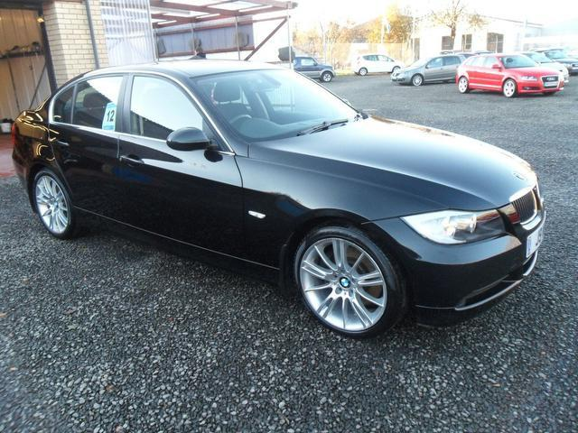 BMW 3 series 325d 2007 photo - 3