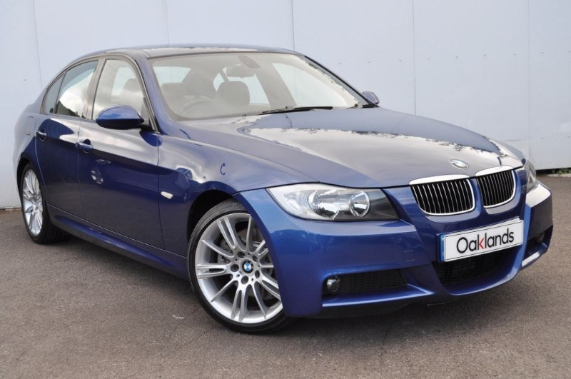 BMW 3 series 325d 2007 photo - 5