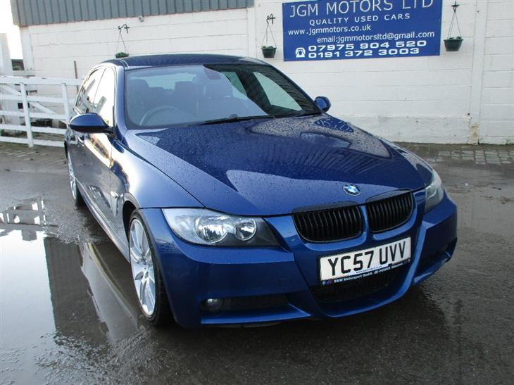 BMW 3 series 325d 2007 photo - 6