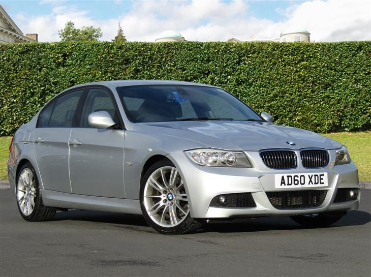BMW 3 series 325d 2010 photo - 4