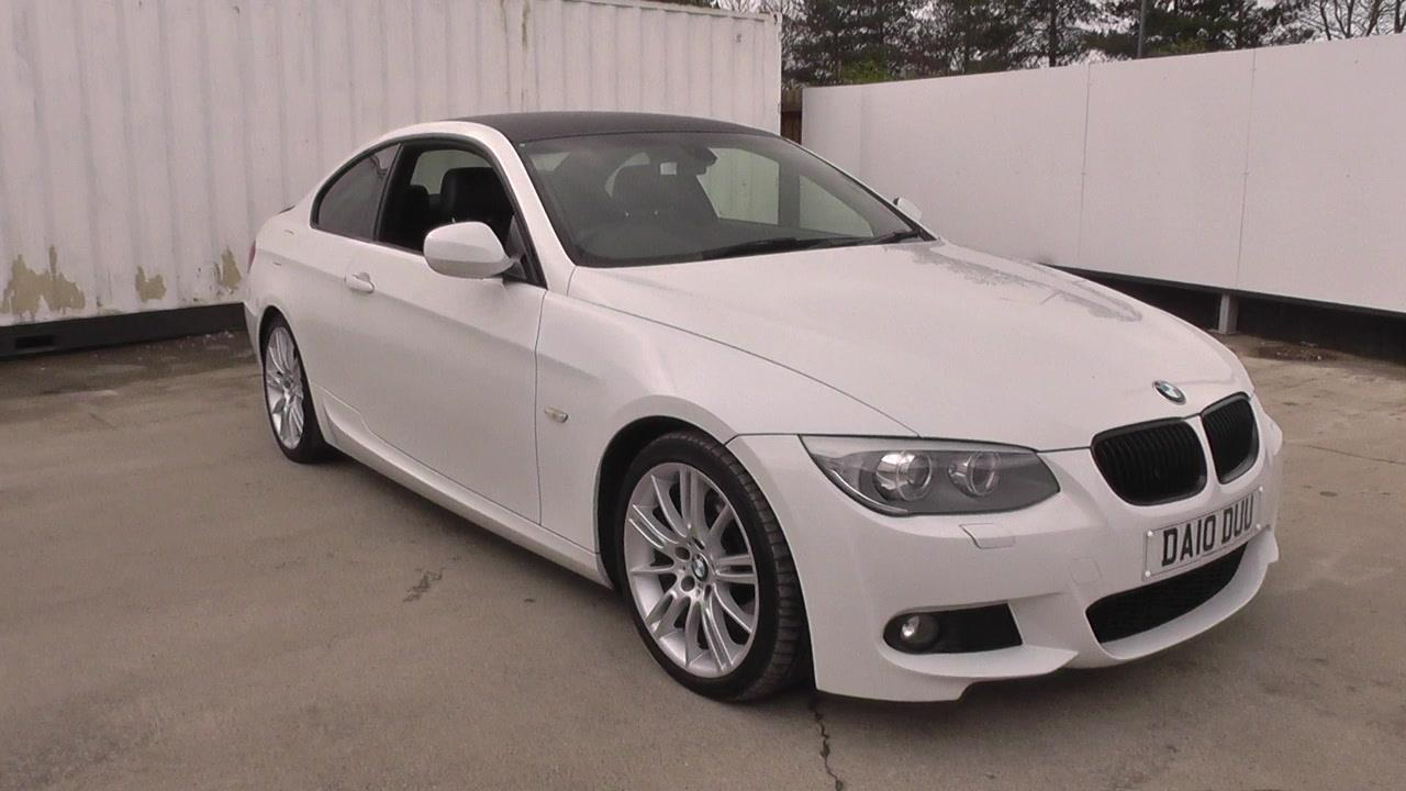 BMW 3 series 325d 2010 photo - 7