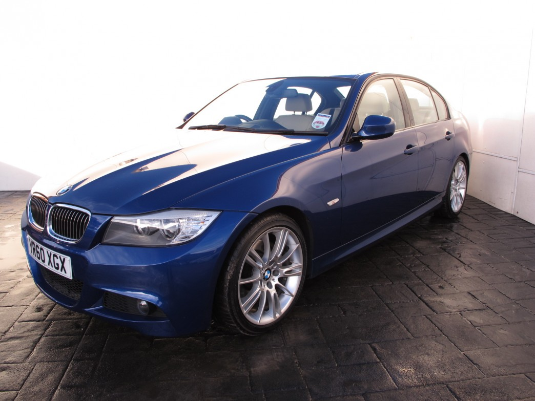 BMW 3 series 325d 2010 photo - 8