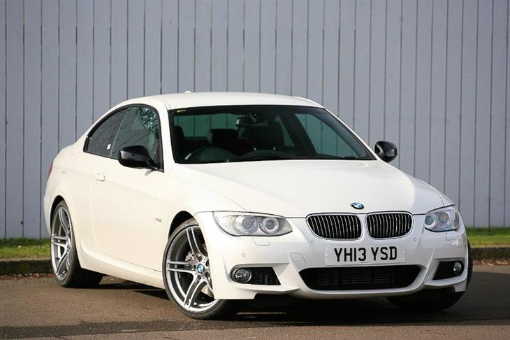 BMW 3 series 325d 2013 photo - 6