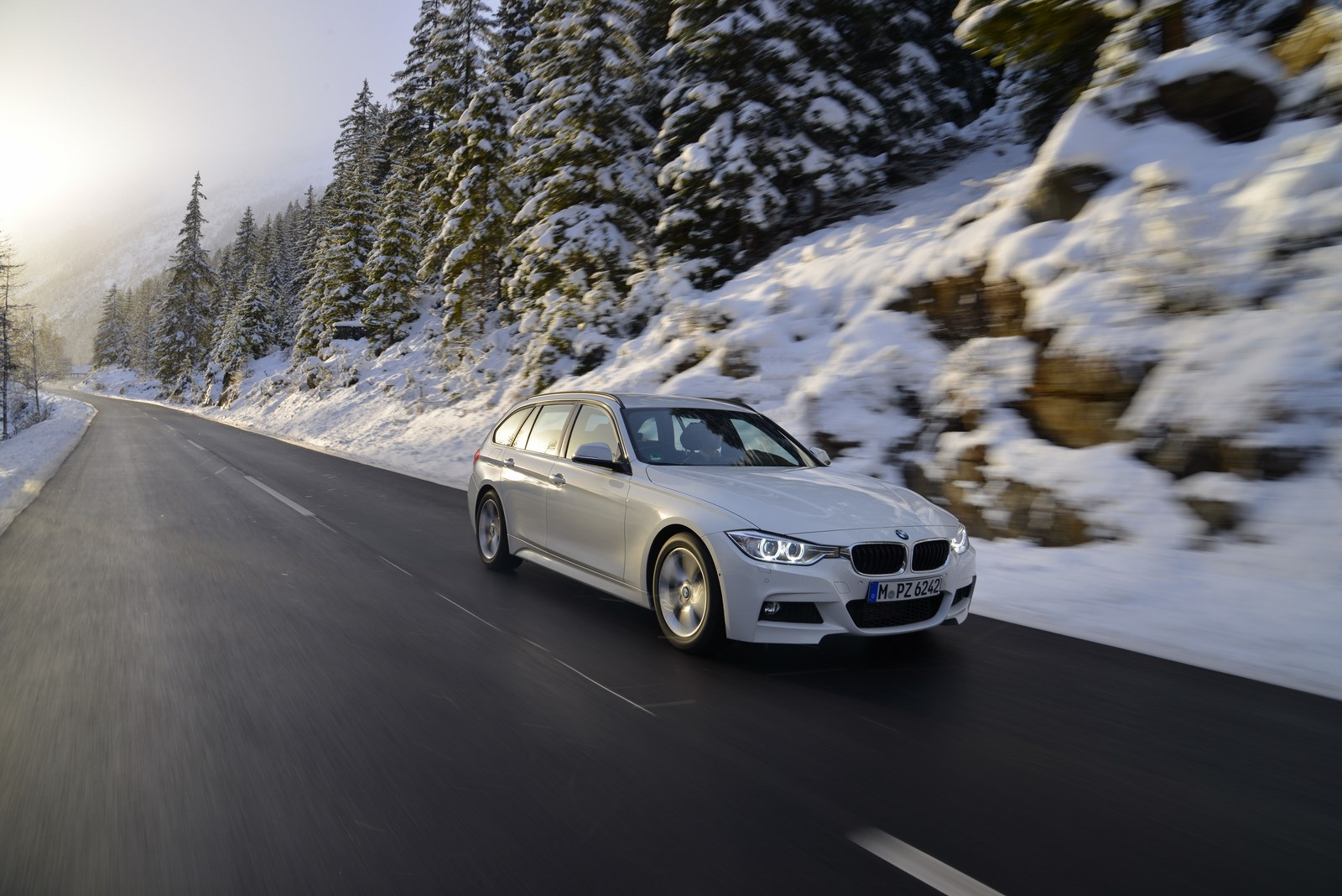 BMW 3 series 325d 2013 photo - 8