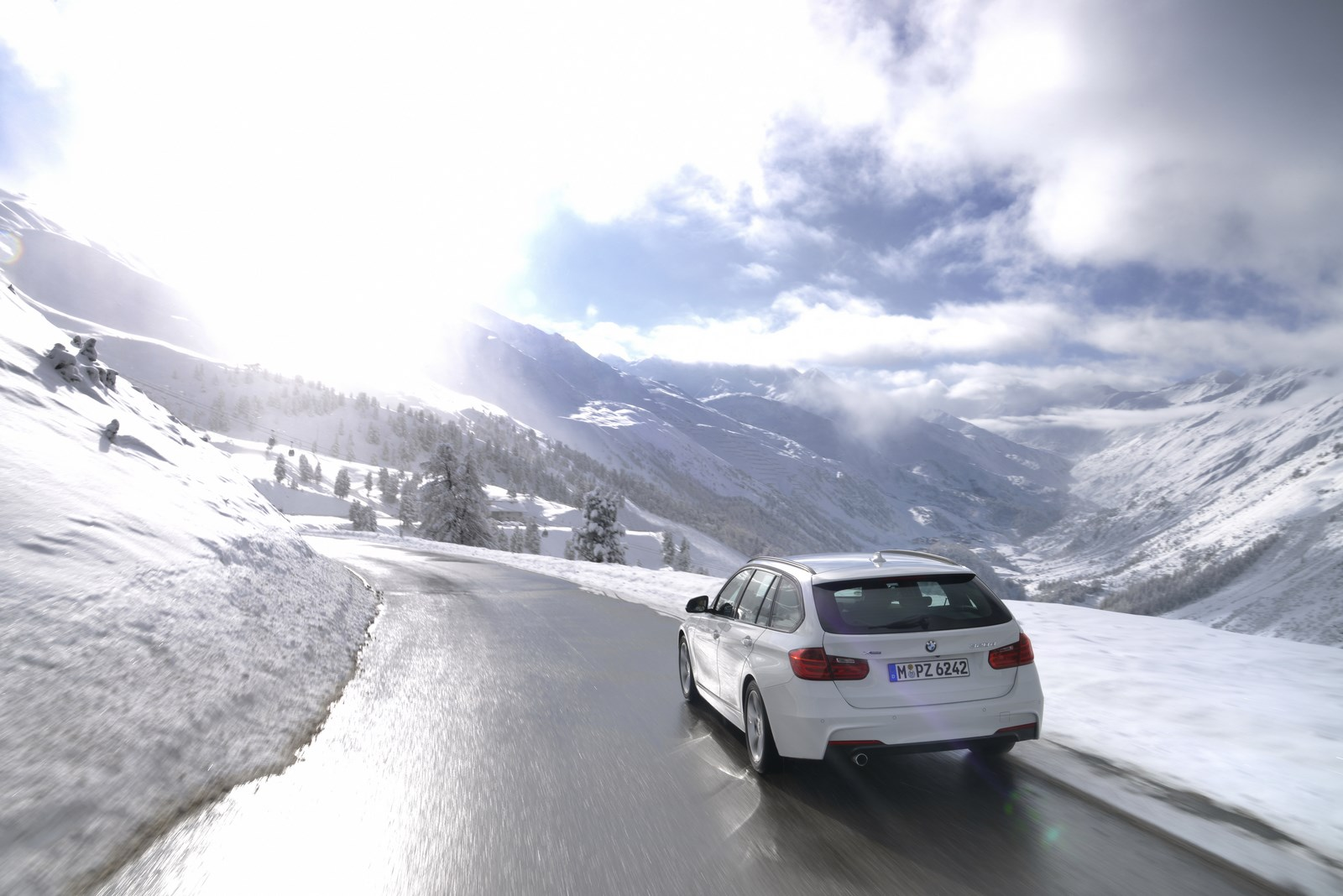BMW 3 series 325d 2013 photo - 9