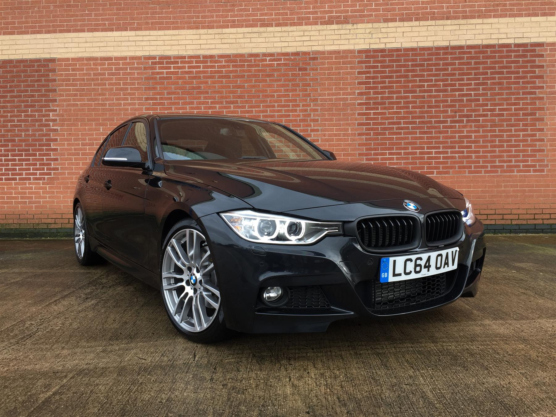 BMW 3 series 325d 2014 photo - 1