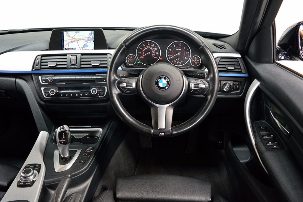 BMW 3 series 325d 2014 photo - 10