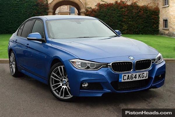 BMW 3 series 325d 2014 photo - 12