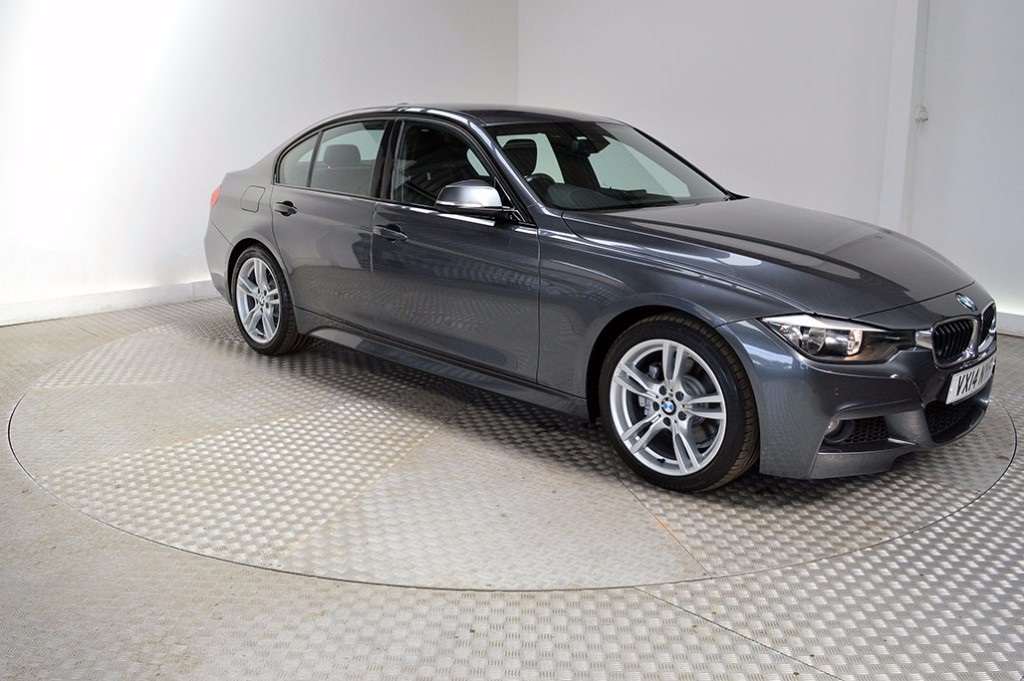 BMW 3 series 325d 2014 photo - 7