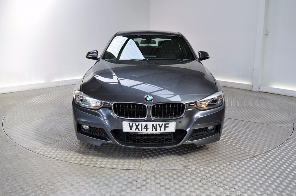 BMW 3 series 325d 2014 photo - 8