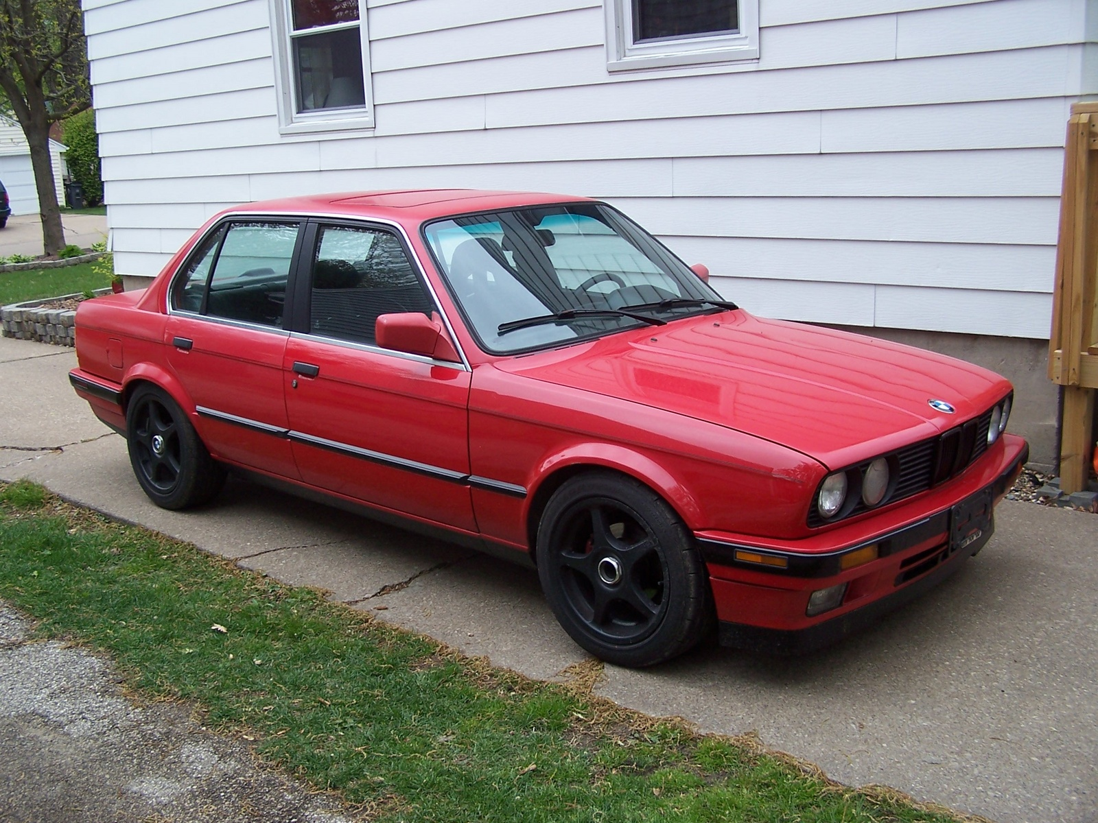 BMW 3 series 325e 1990 photo - 5