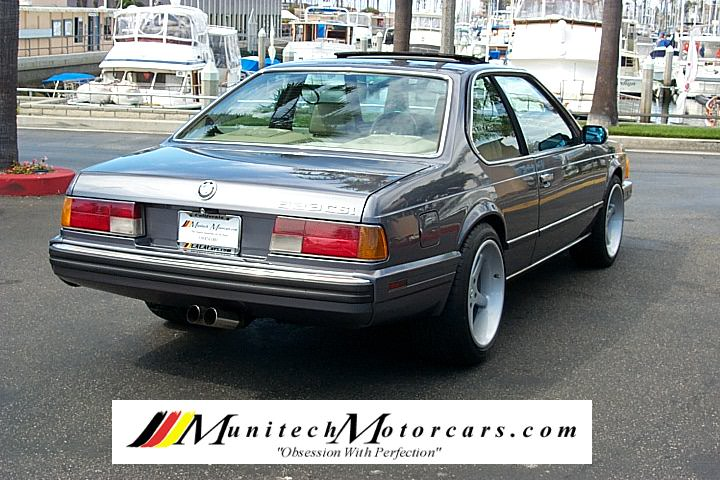 BMW 3 series 325i 1982 photo - 12