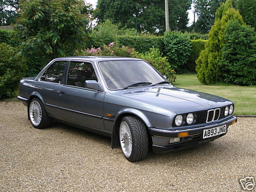 BMW 3 series 325i 1982 photo - 2