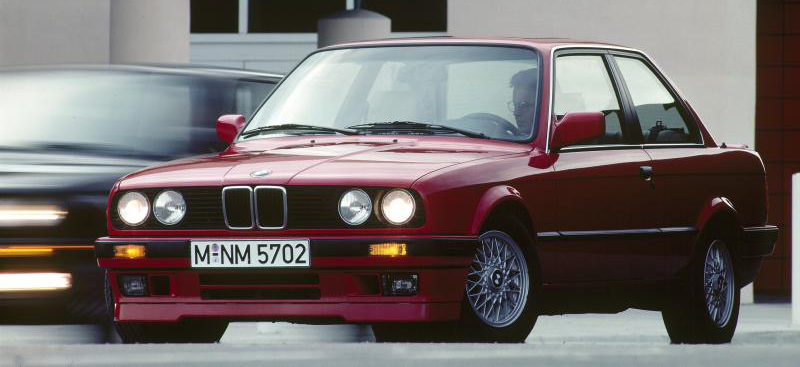 BMW 3 series 325i 1982 photo - 4
