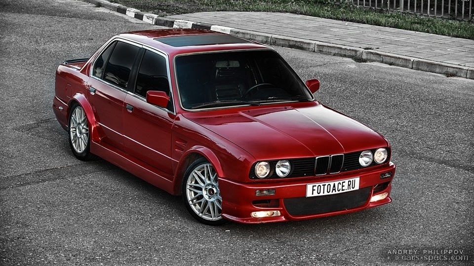 BMW 3 series 325i 1982 photo - 6