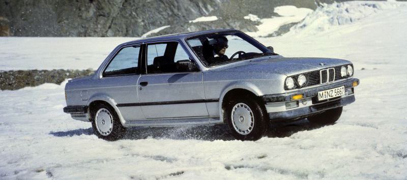 BMW 3 series 325i 1982 photo - 7
