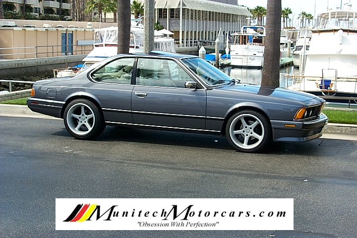 BMW 3 series 325i 1982 photo - 8