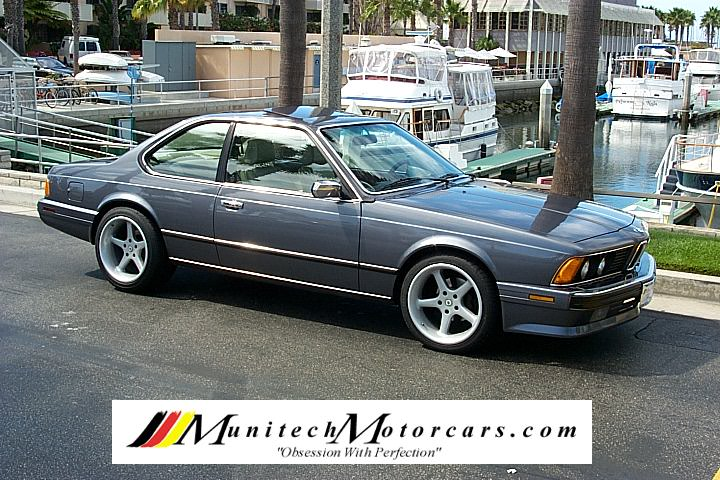 BMW 3 series 325i 1982 photo - 9