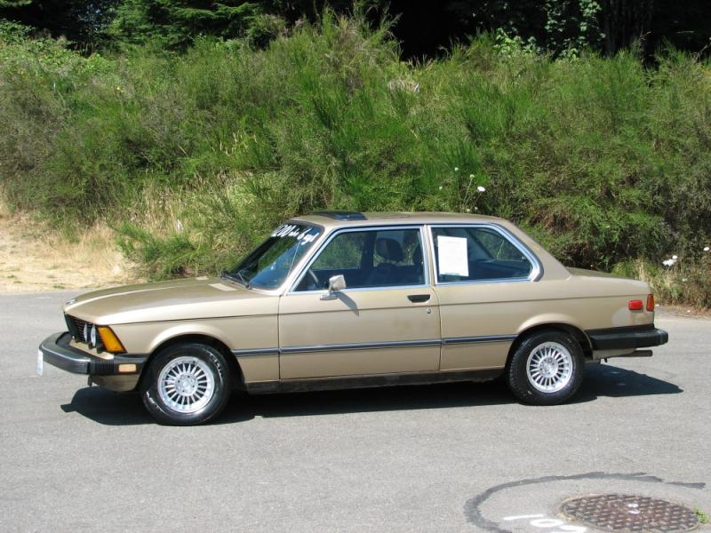 BMW 3 series 325i 1983 photo - 2