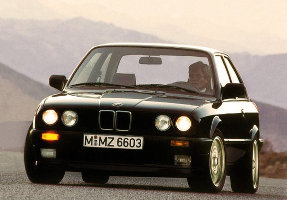 BMW 3 series 325i 1983 photo - 6