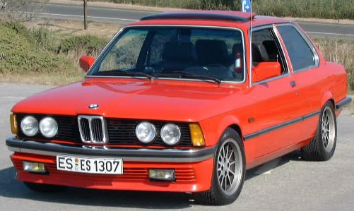 BMW 3 series 325i 1983 photo - 8