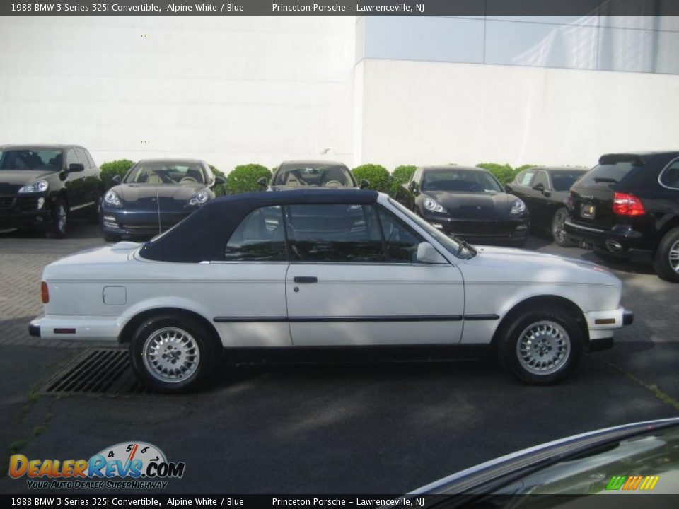 BMW 3 series 325i 1988 photo - 11