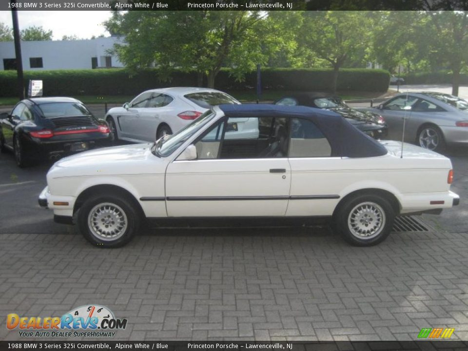 BMW 3 series 325i 1988 photo - 2