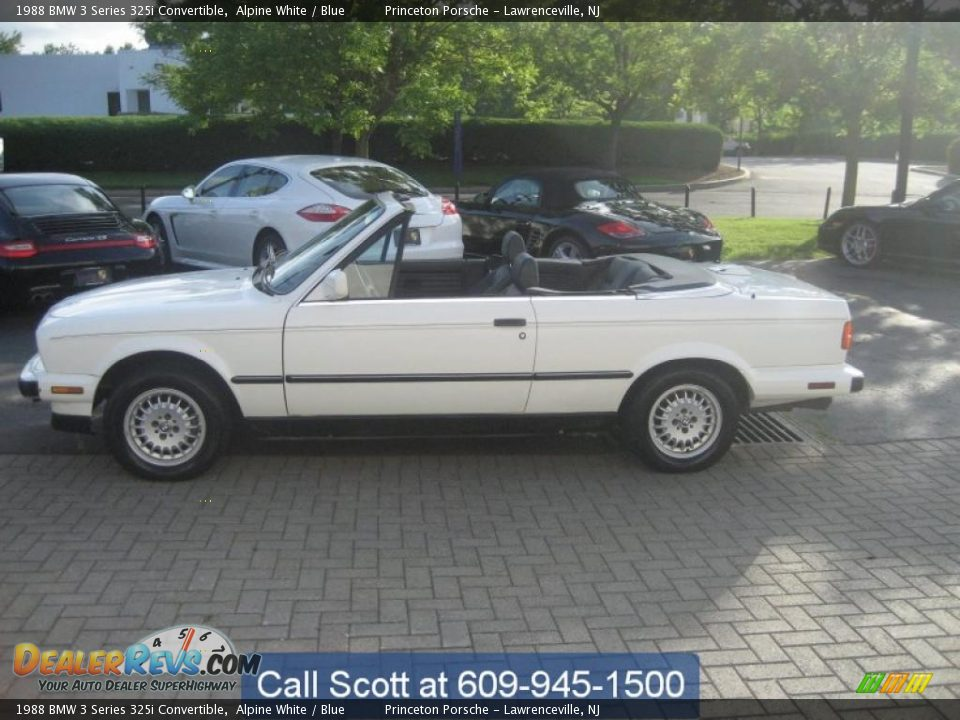 BMW 3 series 325i 1988 photo - 4
