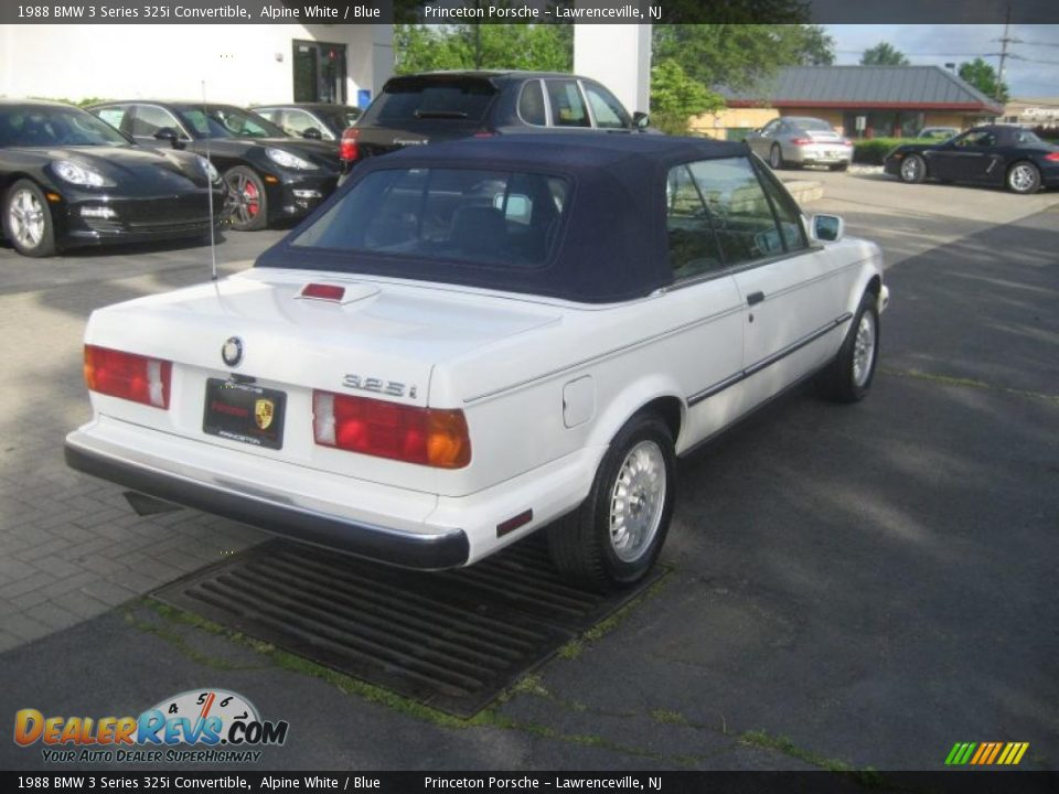 BMW 3 series 325i 1988 photo - 6
