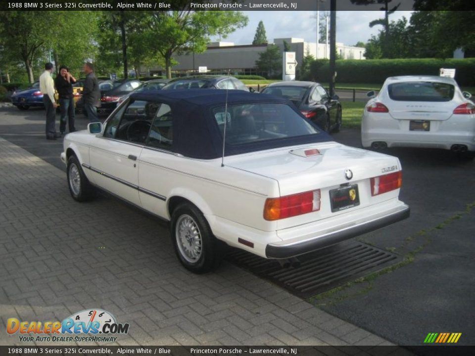 BMW 3 series 325i 1988 photo - 7