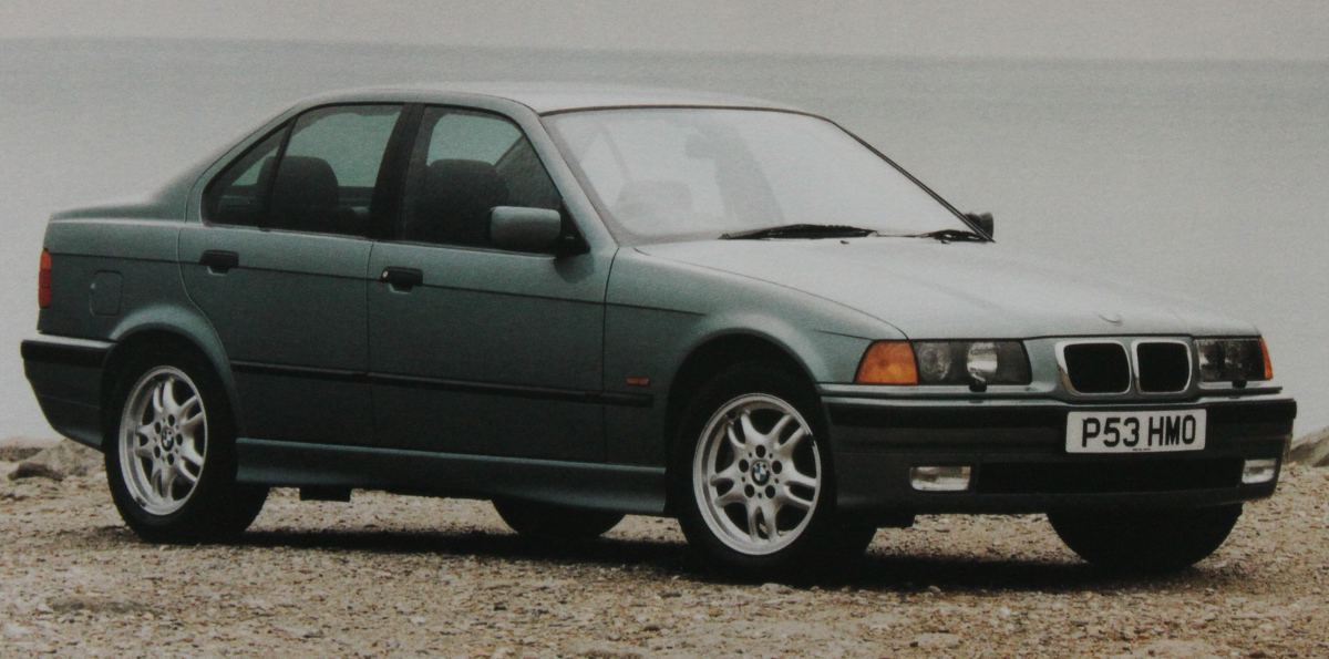 BMW 3 series 325i 1991 photo - 1