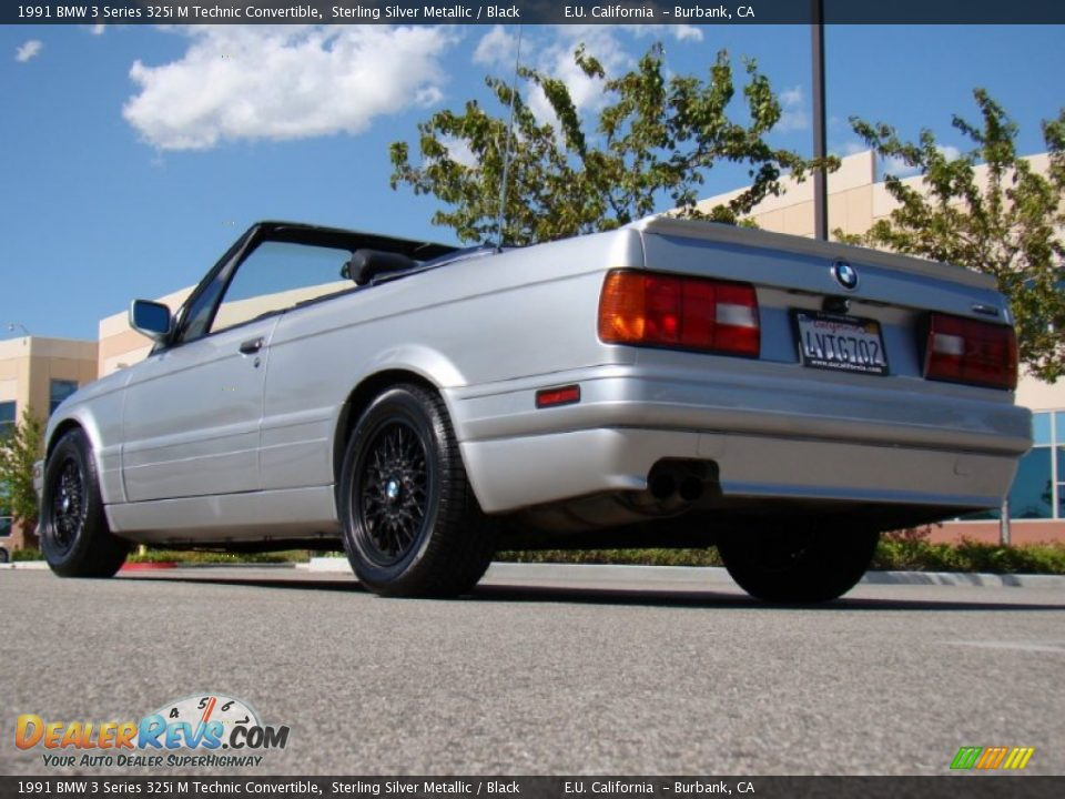 BMW 3 series 325i 1991 photo - 12
