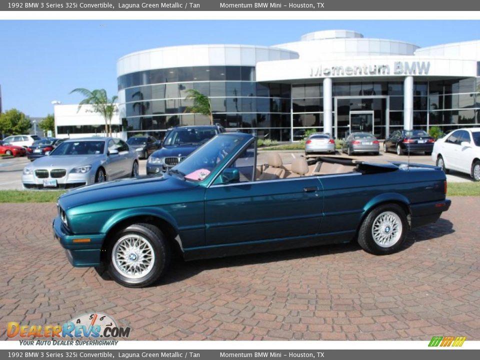 BMW 3 series 325i 1992 photo - 2