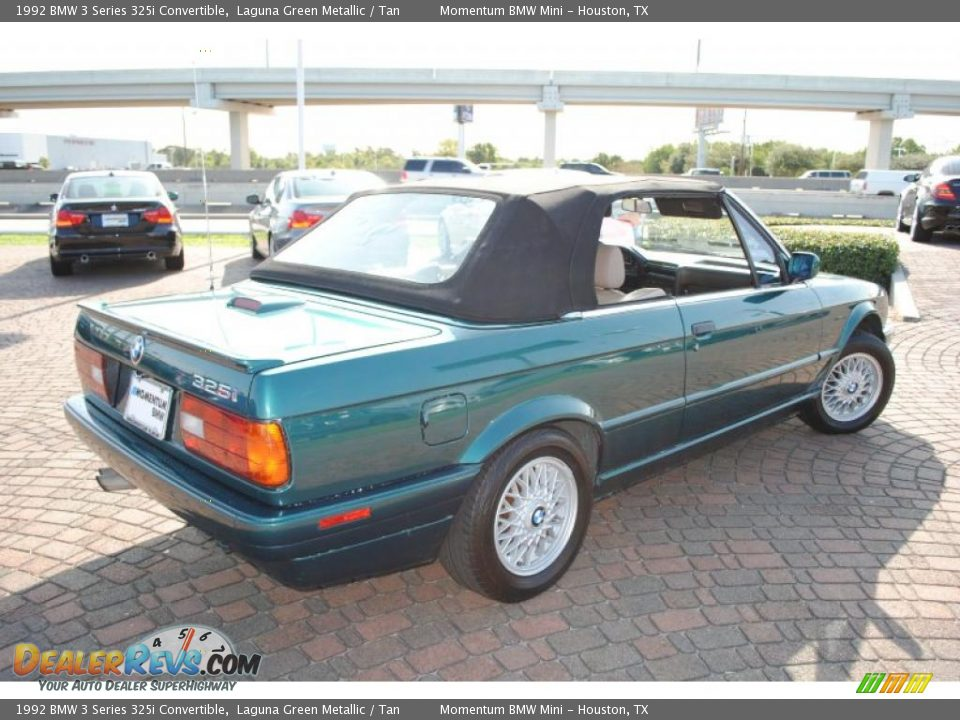 BMW 3 series 325i 1992 photo - 4
