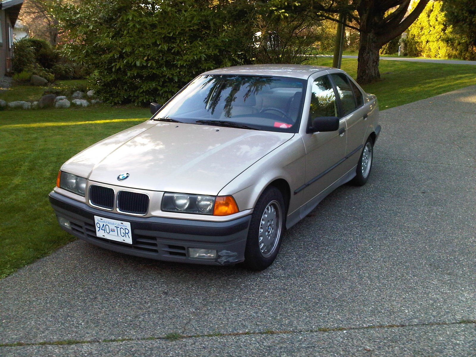 BMW 3 series 325i 1992 photo - 5