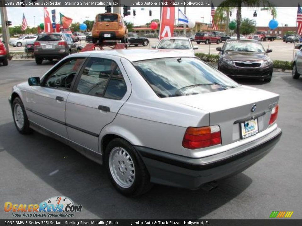 BMW 3 series 325i 1992 photo - 6