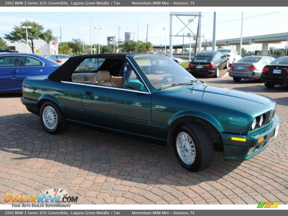 BMW 3 series 325i 1992 photo - 7