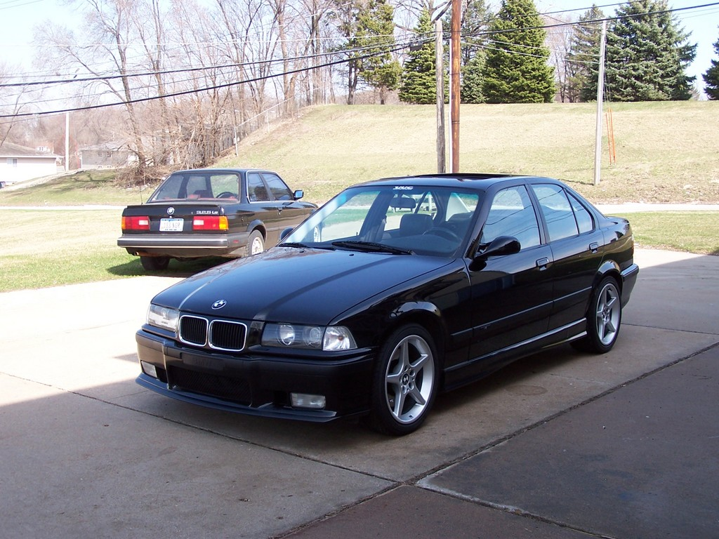 BMW 3 series 325i 1994 photo - 1