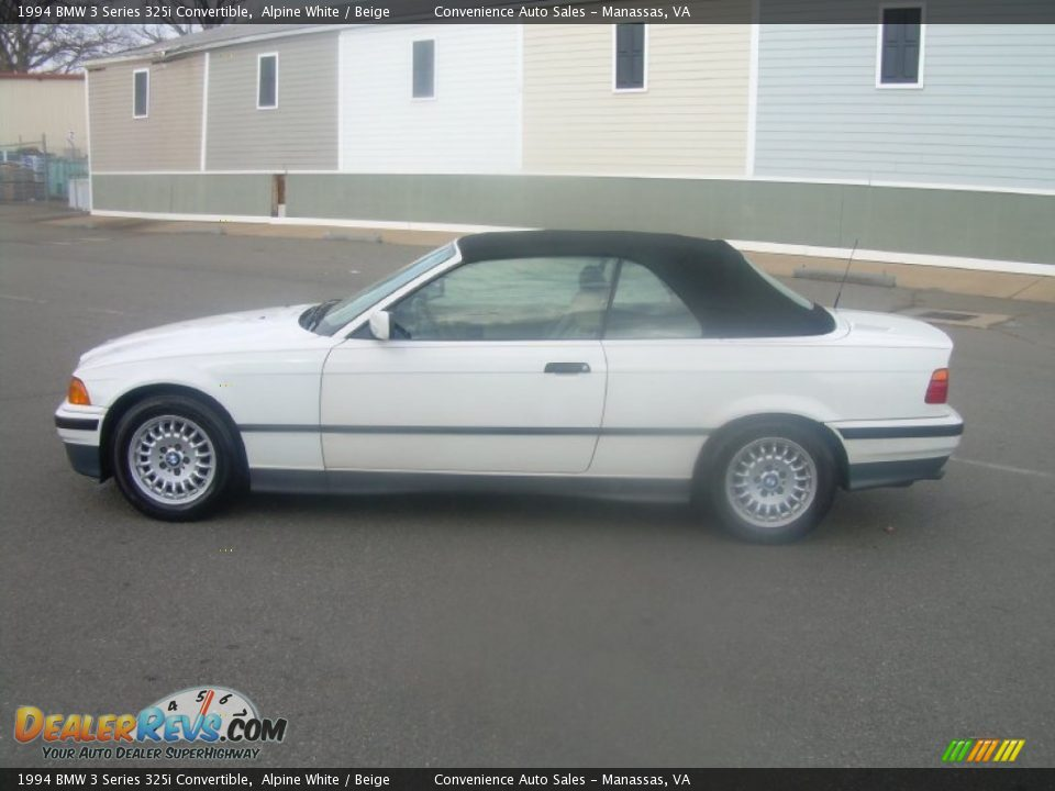 BMW 3 series 325i 1994 photo - 11
