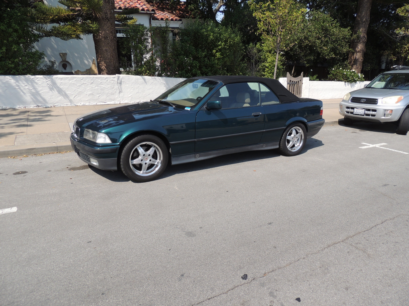 BMW 3 series 325i 1994 photo - 12