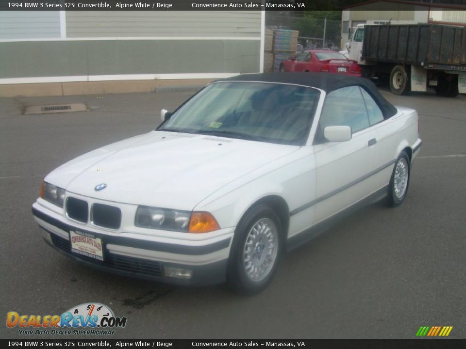 BMW 3 series 325i 1994 photo - 6