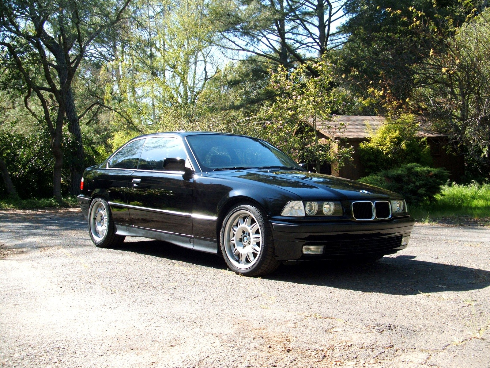 BMW 3 series 325i 1994 photo - 8