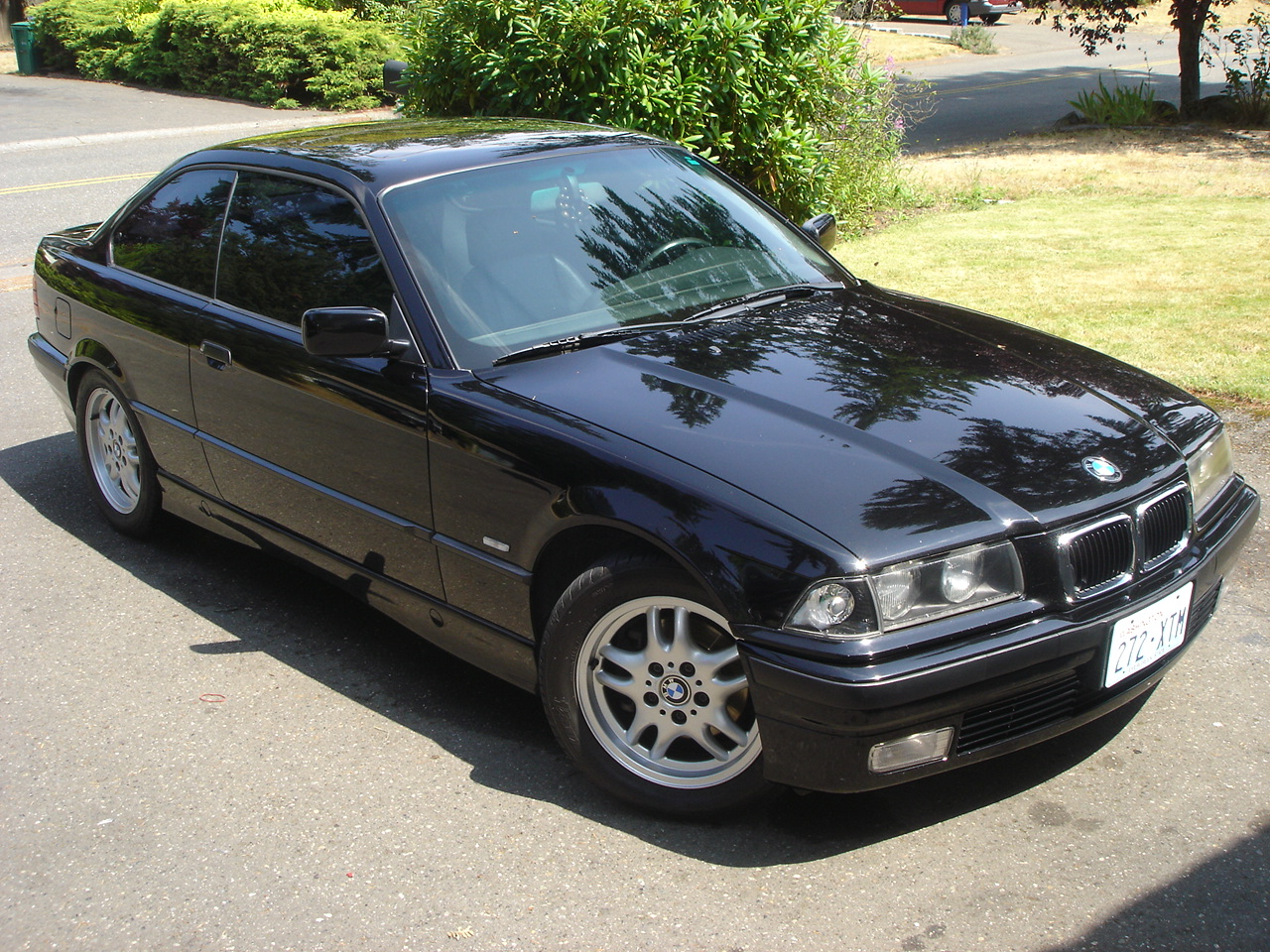 BMW 3 series 325i 1998 photo - 5