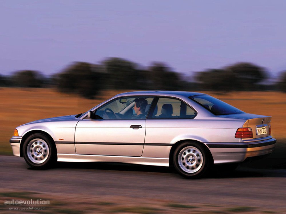 BMW 3 series 325i 1998 photo - 8